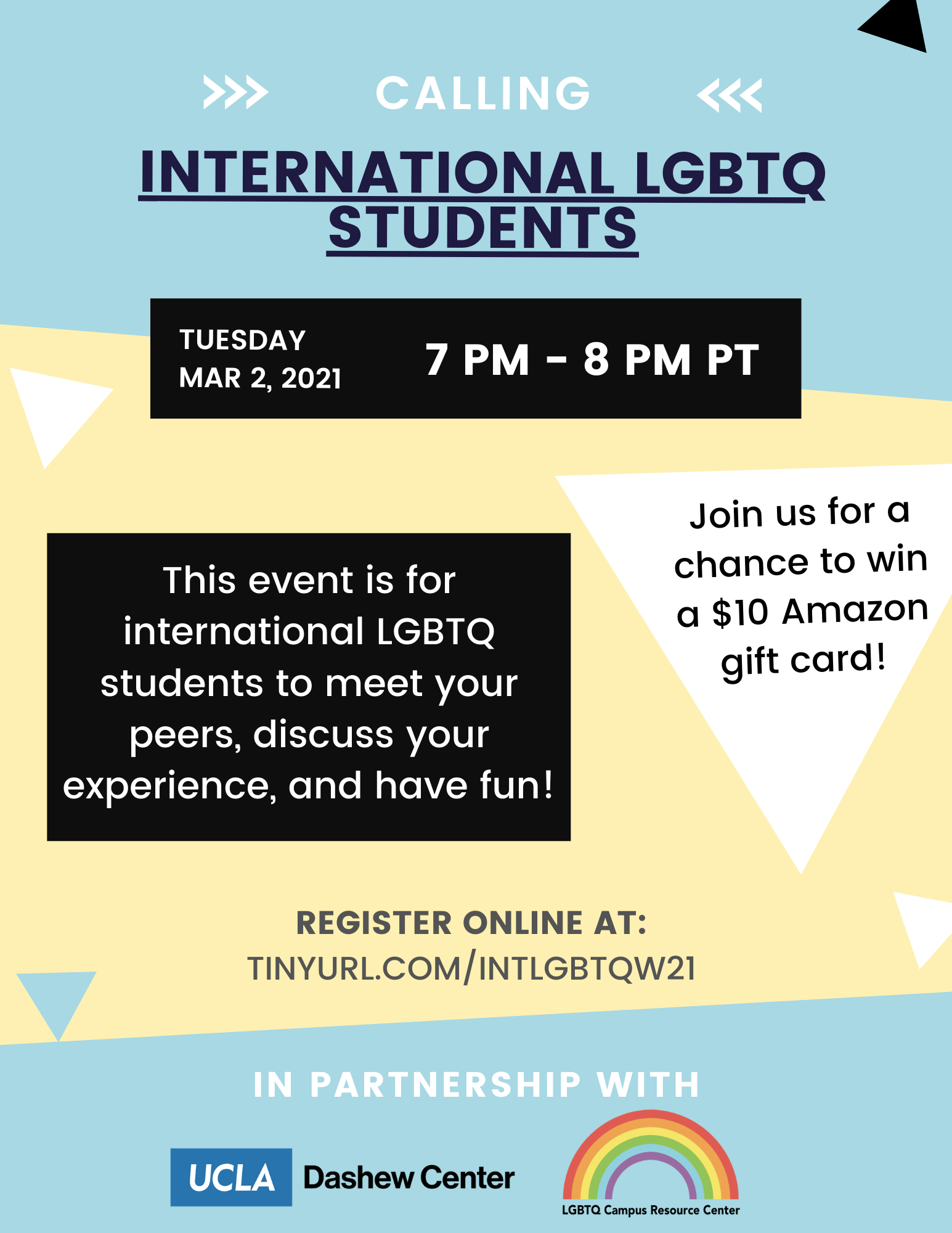 Instagram_ International LGBTQ Students flyer